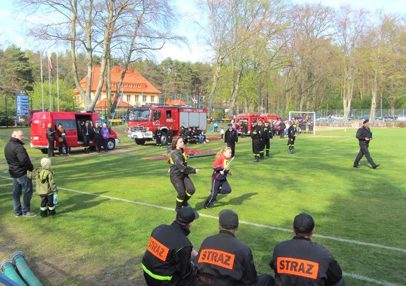 Wettbewerb der Freiwilligen Feuerwehren