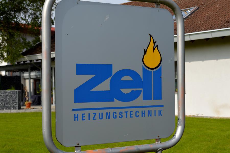 Logo Schild