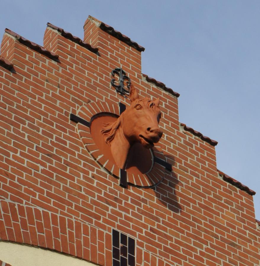 Pferdekopfhof Detail