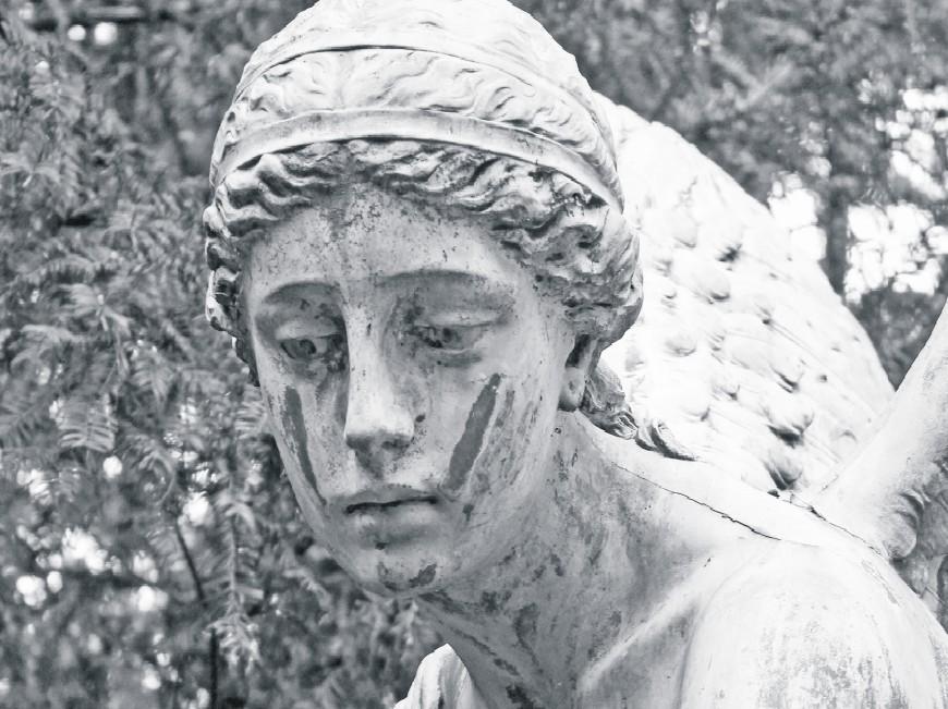 Engel, Foto: Marlies Schwarzin/pixelio.de