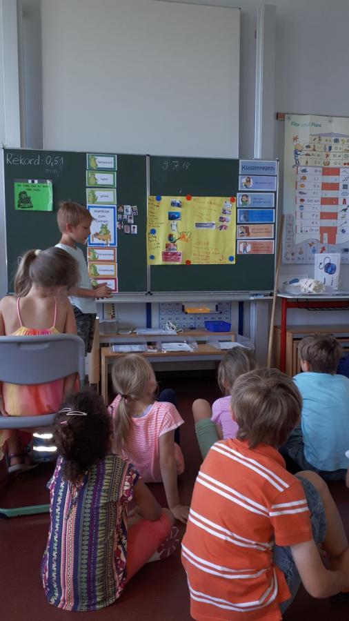 GGS Witzhelden - Aus unseren Klassen