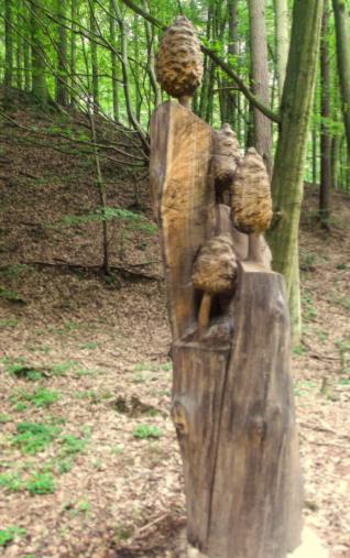 ARS NATURA – Kunst am Wanderweg in Hauneck