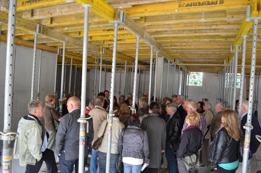 Bustour 29.09.2016 - Schulneubau Dettmannsdorf