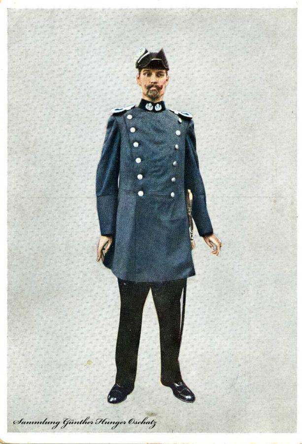Inspektor der Thür. Eisenbahn-Gesellschaft