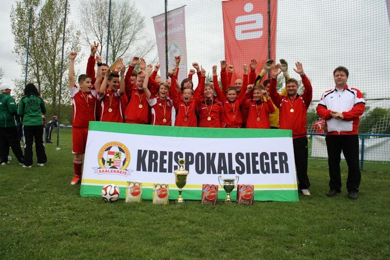 Kreispokalsieger D-Junioren