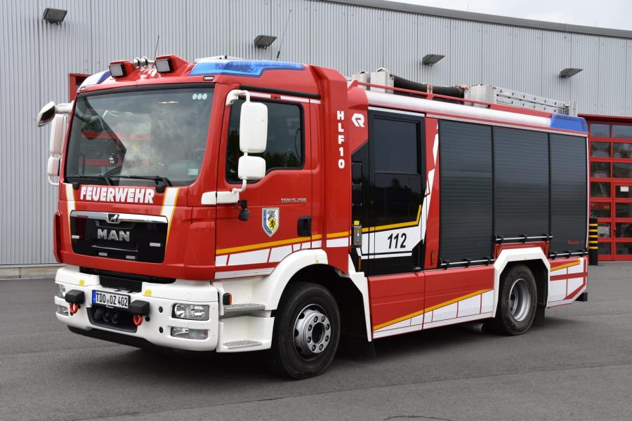 HLF 10 Front