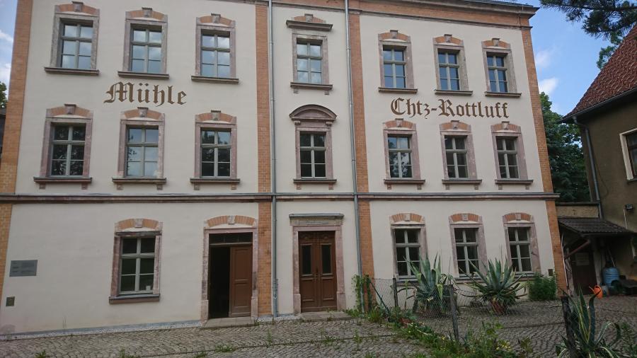 Rottluffmühle Chemnitz
