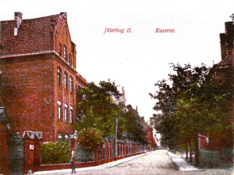Kasern in Jüterbog II