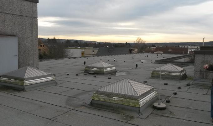 Dach BBS Rinteln