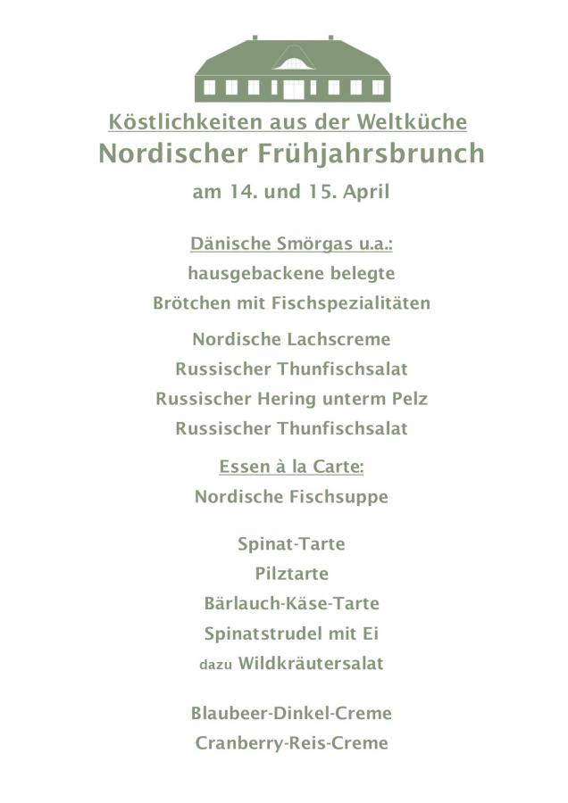 Brunch am Forsthof