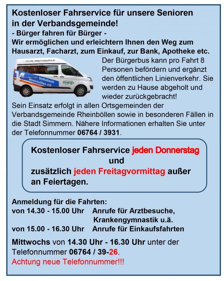 Bürgerbus 1