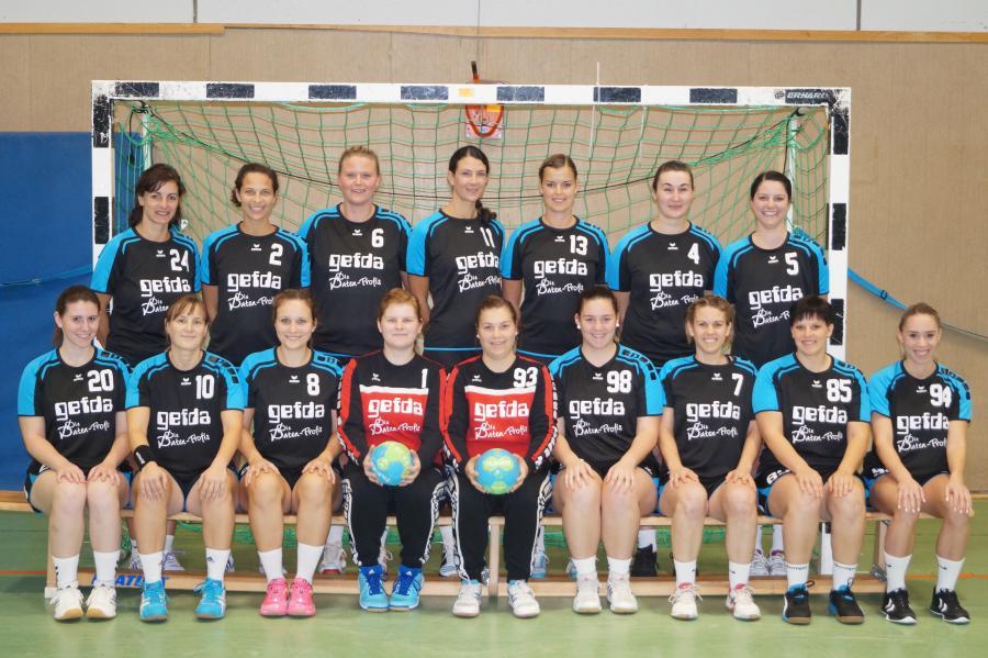 Frauen II Saison 2016/20107