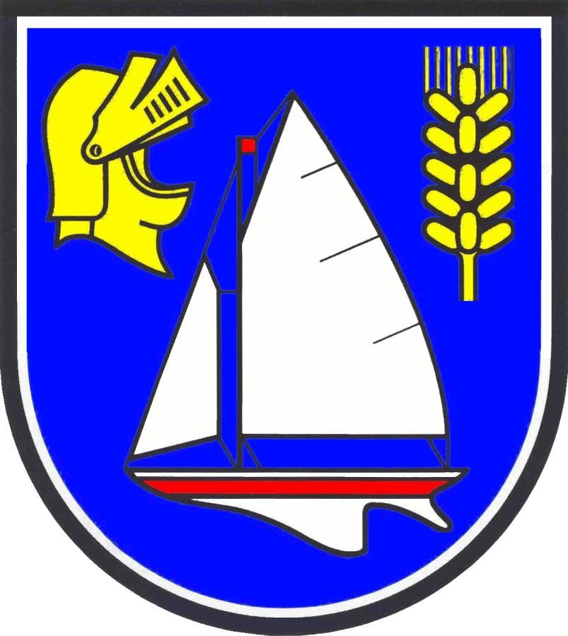 Wappen der Gemeinde Damp