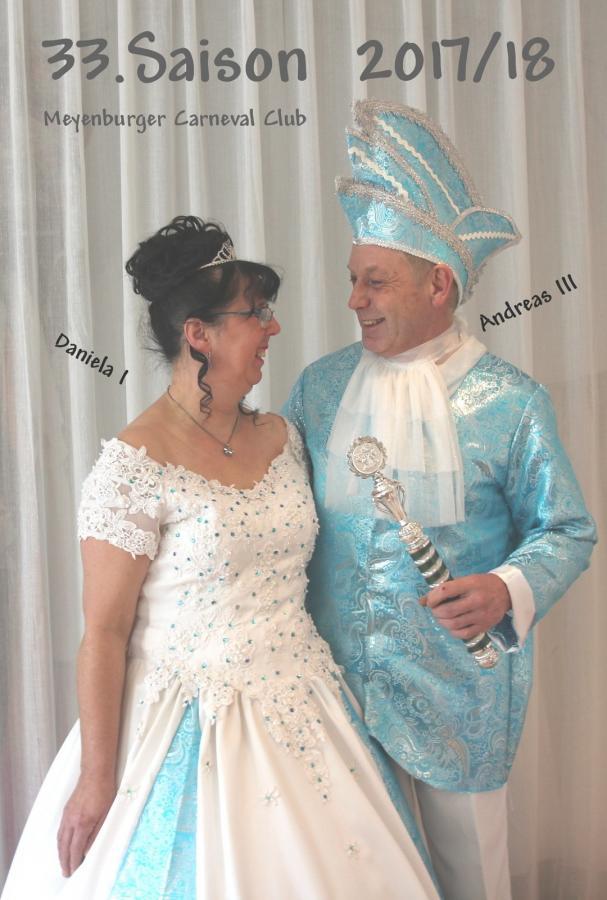 Daniela I  &  Andreas III