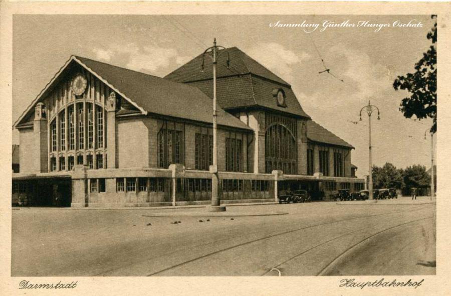 Darmstadt Hauptbahnhof