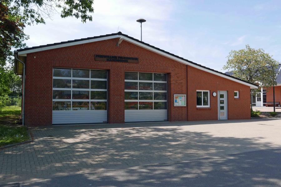 Das Feuerwehrgerätehaus (2019)