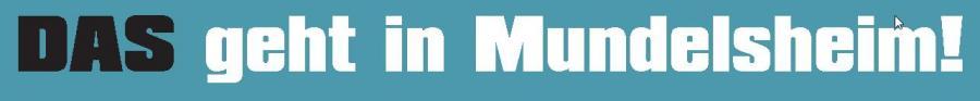 DAS geht ab in Mundelsheim Logo
