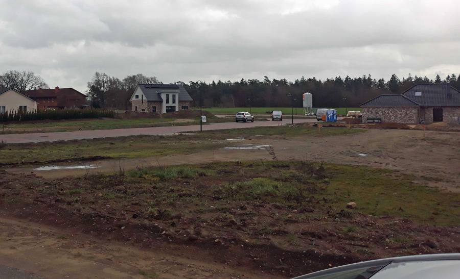 Das Neubaugebiet (09.03.2019)