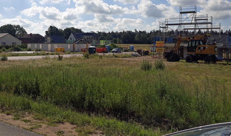 Das Neubaugebiet (22.06.2019)
