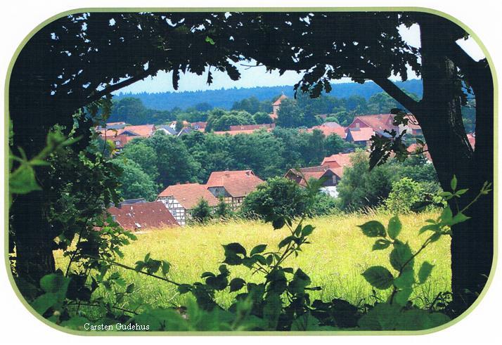 Das Tor zum Bramwald