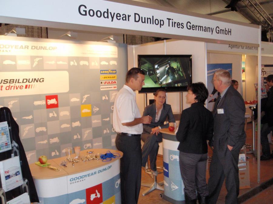 Das Unternehmen Goodyear Dunlop Tires Germany