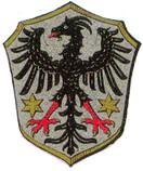 Das Wappen des Grafen von Ziegenhain