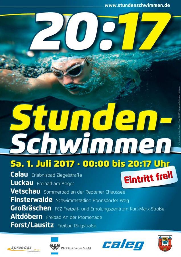 20:17 Stundenschwimmen