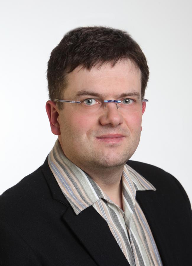 Erster Bürgermeister Markus Dauch