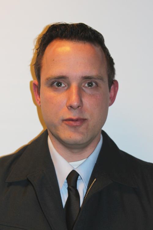 David Bode - Jugendwart Jugendfeuerwehr Effolderbach