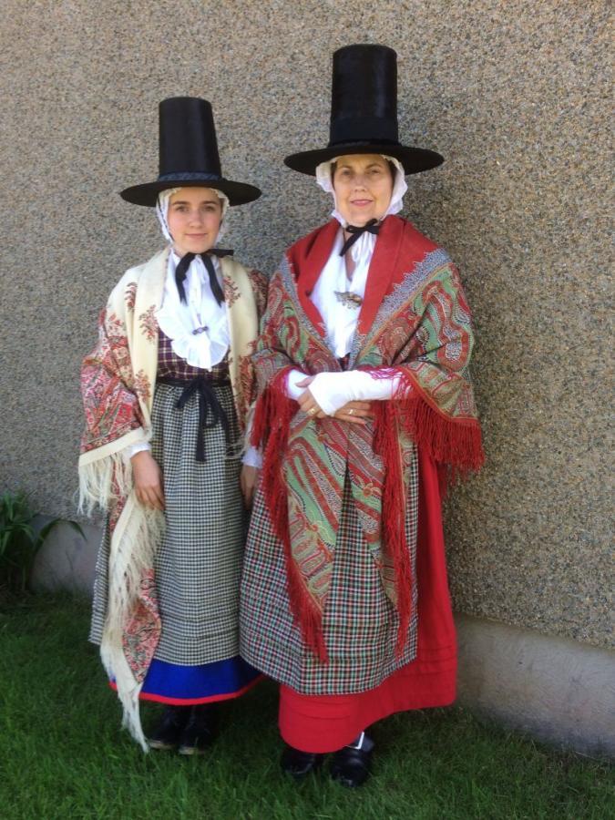 Megan und Bethan