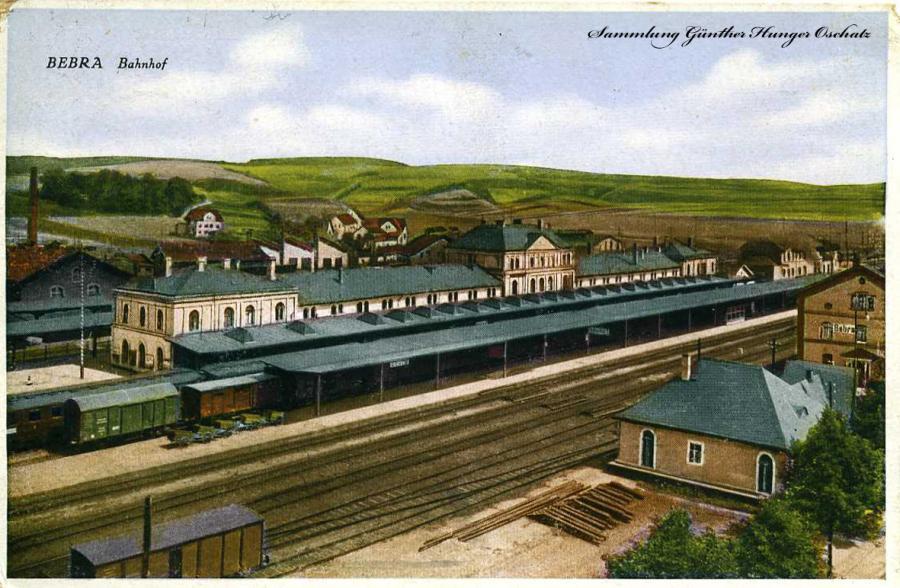 Bebra Bahnhof