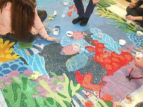 mosaik auf projekte