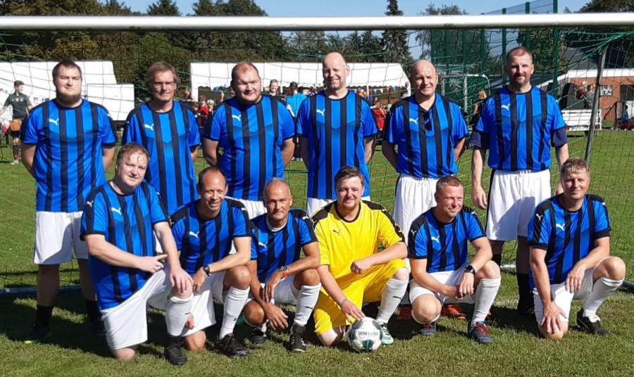 Fußball-Altherren Ü29