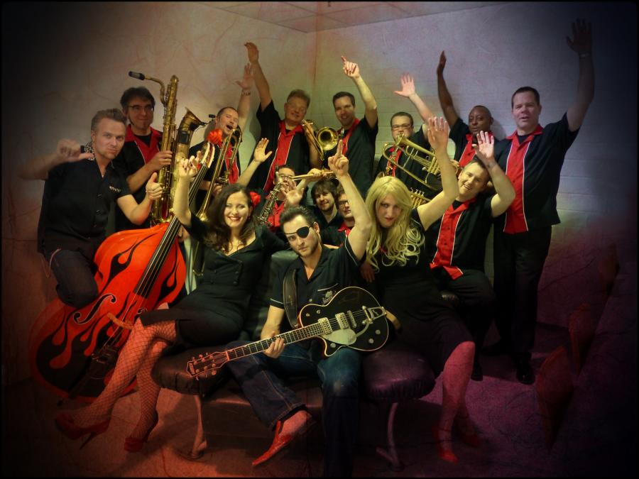 Live im Hof: Dirty Boogie Orchestra