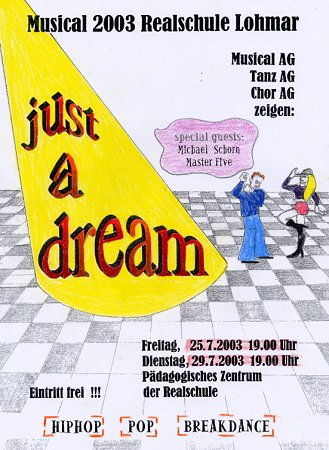 Musical - Just a Dream