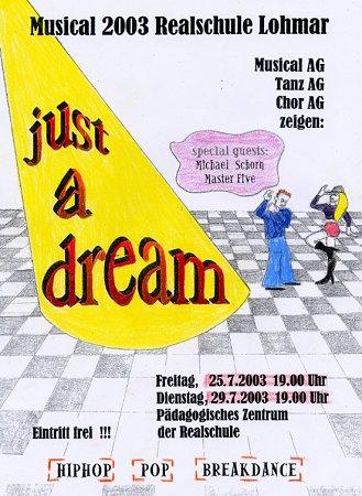 Musical - Just a Dream