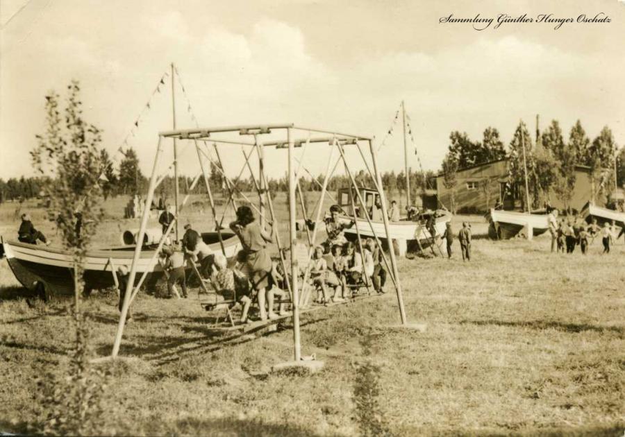 Glowe Zentrales Kinderferienlager der Gewerkschaften