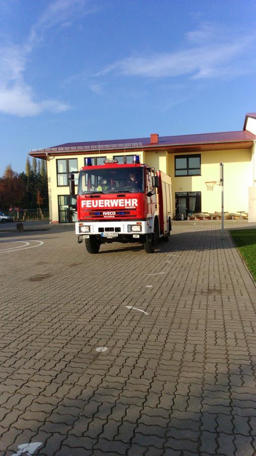 Feuerwehr Einsatzfahrzeug Lindenberg