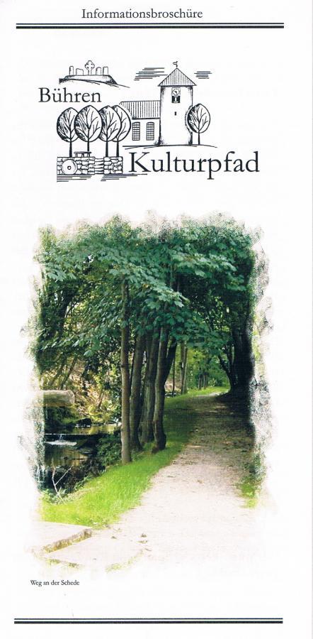 Deckblatt Kulturpfad