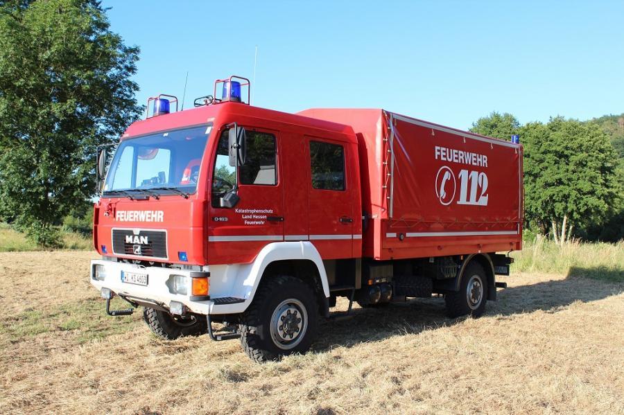 Dekon-P, Wetterau 72