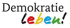 Demokratie Leben neu logo