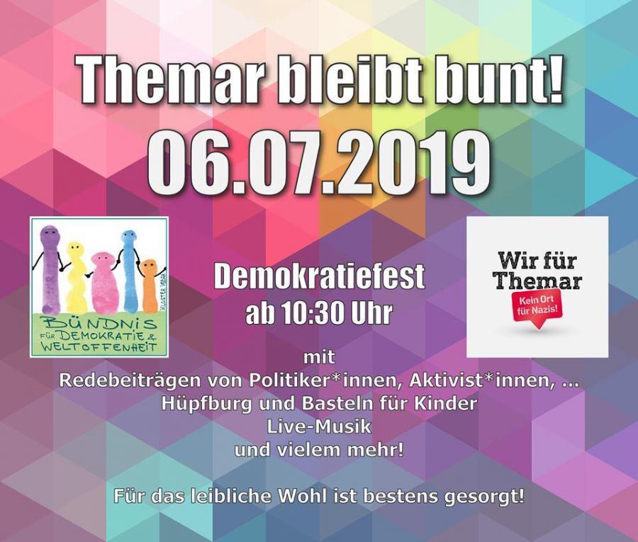 Demokratiefest 2019
