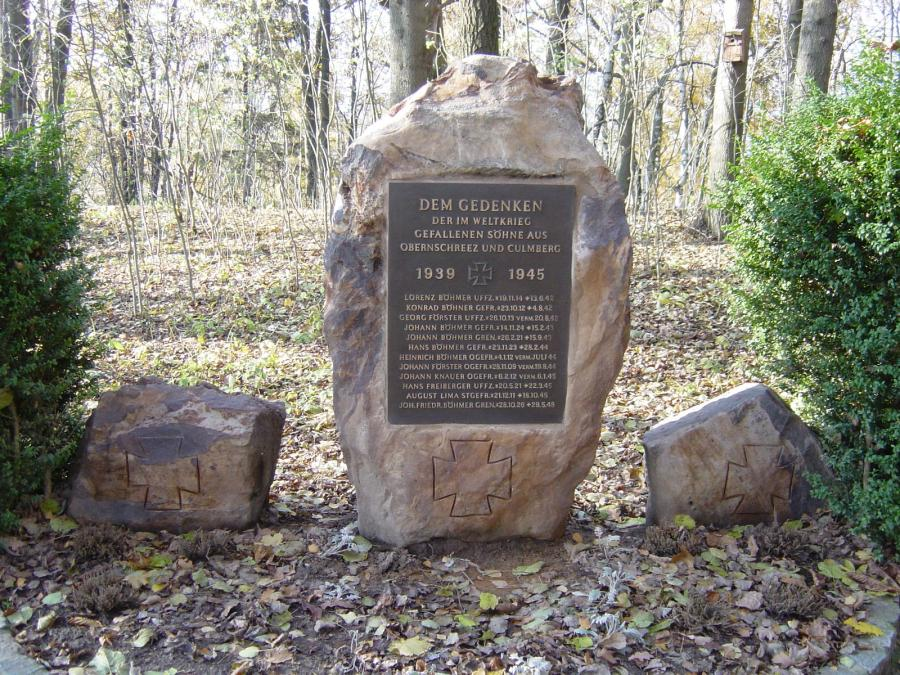 Denkmal Ober