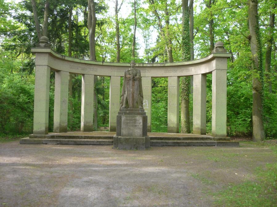 Denkmal Opfer I. WK Perleberg Hans Dammann Mai 2015