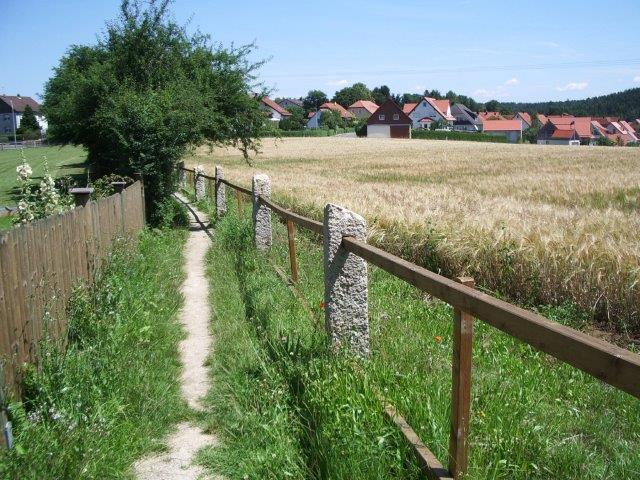 Denkmalgeschützter Etterweg
