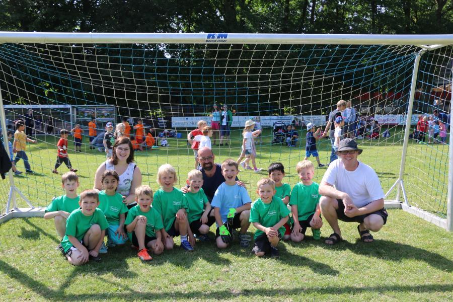 Kindergarten-Cup 2018 - 1.FC Vorbrück - Kita Vorbrück
