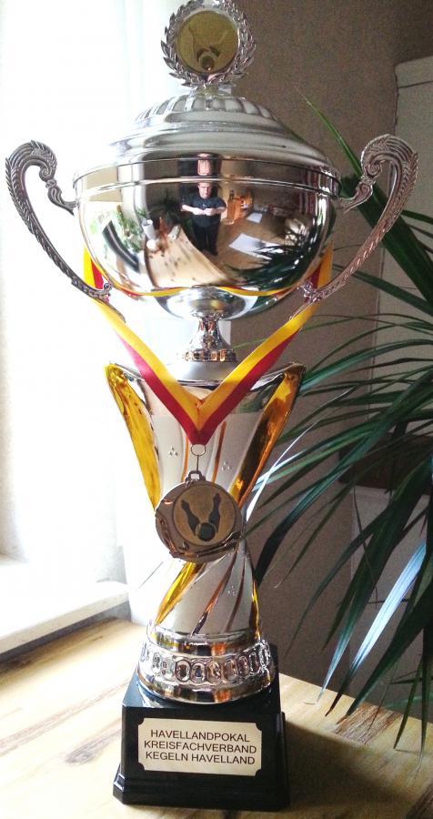 Der neue Pokal