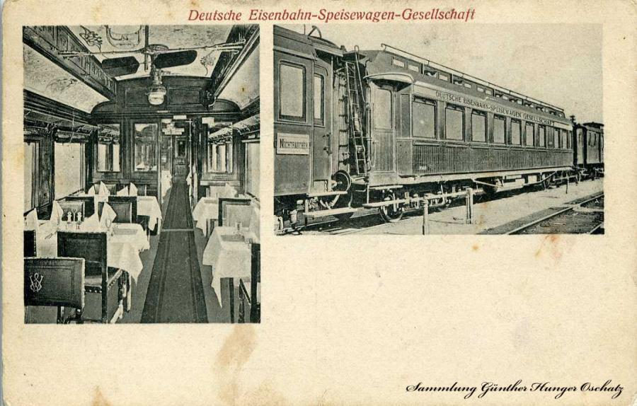 Deutsche Eisenbahn-Speisewagen- Gesellschaft