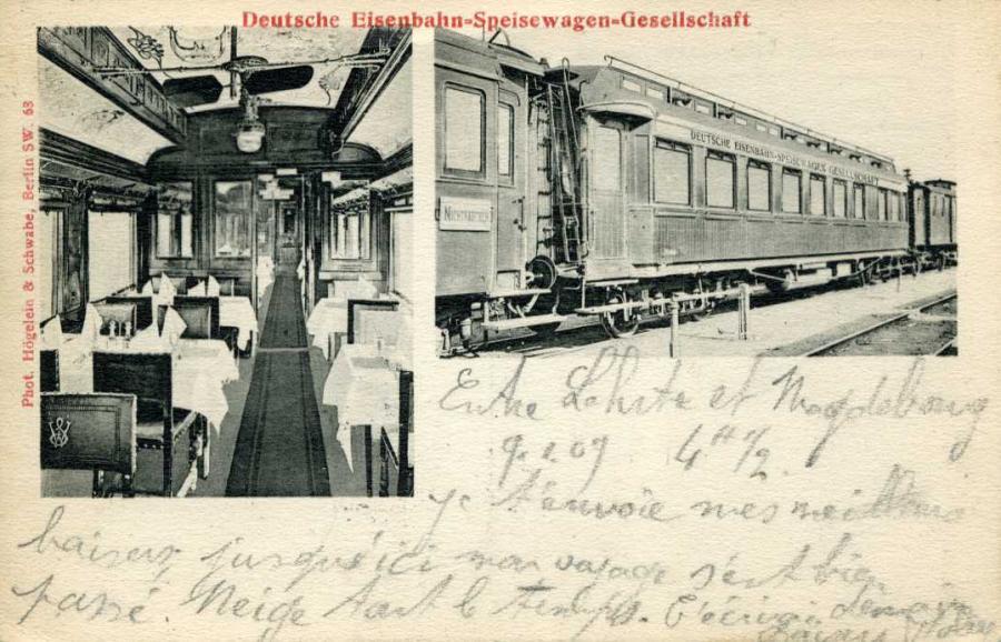 Deutsche Eisenbahn-Speisewagen-Gesellschaft