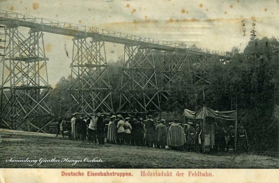 Deutsche Eisenbahntruppen